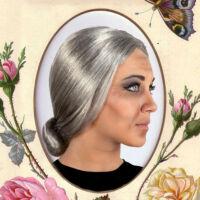 Paróka Ősz haj 116065