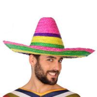 Kalap Mexikói férfi Többszínű 110064