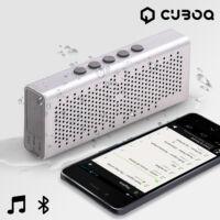CuboQ Metal Waterproof Bluetooth Hangszóró,