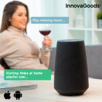 InnovaGoods VASS Bluetooth Hangszóró Smart Voice-szal,