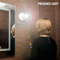 Presence Light Mozgásérzékelő Izzófoglalat