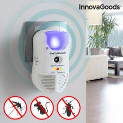 InnovaGoods 5 az 1-ben Szenzoros LED Kártevő riasztó
