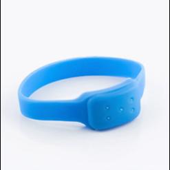 InnovaGoods Citronella Szúnyogriasztó Karkötő Kék