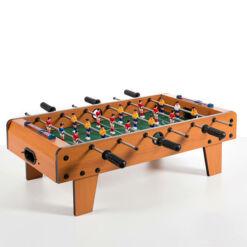 Fa asztali csocsó, 69 x 36.5 x 24 cm