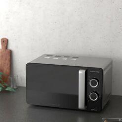 Mikrohullámú Cecotec ProClean 3050 20 L 700W Ezüst Színű Fekete