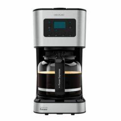 Kávéfőző Cecotec Route Coffee 66 Smart 950 W 1,5 L Ezüst Szín ű Fekete (12 személyes)