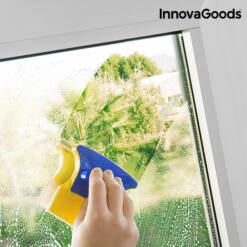InnovaGoods Mini Mágneses Üvegtisztító