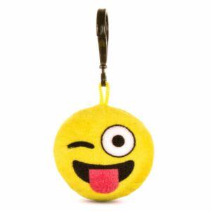Emoji kulcstartós pénztárca