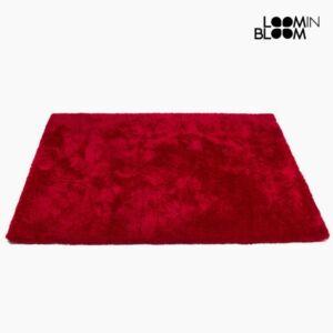 Szőnyeg Poliészter Piros (170 x 240 x 8 cm) by Loom In Bloom