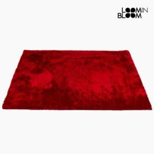 Szőnyeg Poliészter Piros (170 x 240 x 6 cm) by Loom In Bloom
