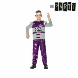 Gyerek Jelmez Th3 Party Robot 3-4 Éves kor
