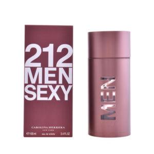 212 Sexy Férfi Carolina Herrera Edt (100 ml) Férfi parfüm