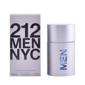 212 Nyc Férfi Carolina Herrera Edt (50 ml) Férfi parfüm