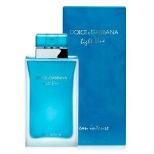 Light kék Intense Dolce & Gabbana EDP 100 ml Női parfüm