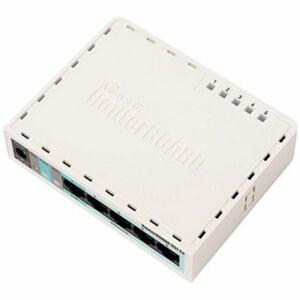 Mikrotik RB951G-2HnD AP 2.4GH 5G Et 600MHz 128M L4,