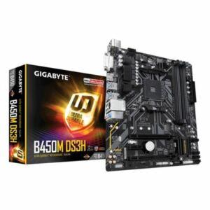 Alaplap Gigabyte GA-B450M DS3H mATX AM4,