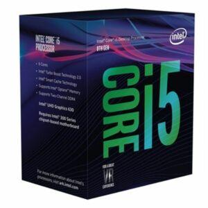 Processzor Intel Intel® Core™ i5-8400 Processor BX80684I58400 Intel Core i5 8400 2,8 Ghz 9 MB LGA 1151 BOX,