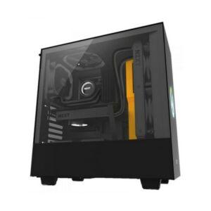 Mikro ATX/ Mini  ITX / ATX Számítógépház NZXT H500 Edition Overwatch USB 3.0 Fekete,
