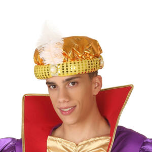 Kalap Szerecsen király Többszínű 110385