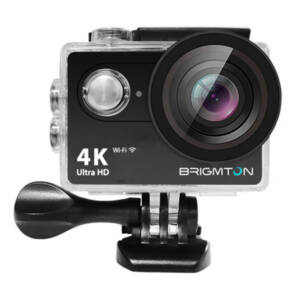 Sportkamera BRIGMTON BSC-10-HD4K Wifi Fekete,