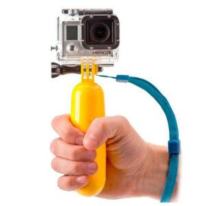 Úszó Selfie Bot Sportkamera számára Sárga
