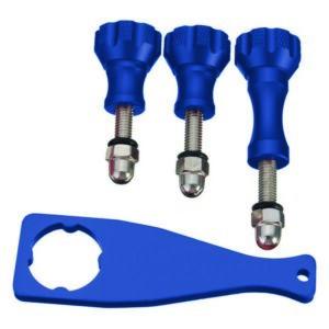 Többfunkciós Kulcs Sportkamera számára Kék