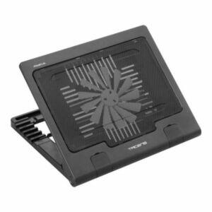 "Laptoptartó Ventillátorral Tacens 4ABACUS 17"" 12 dB 2 x USB 2.0,"