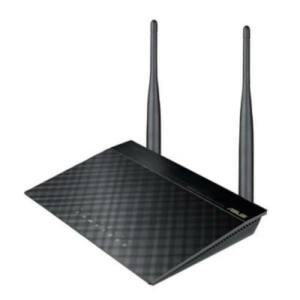 Router Asus 90-IG10002MB0- Wifi 300 Mbps 2 x 5 dBi,