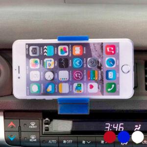 Autós mobiltartó 144851, Piros