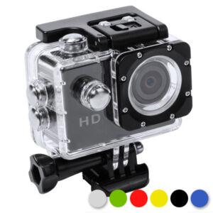 "Sportkamera 2"" LCD Full HD 145246, Sárga"