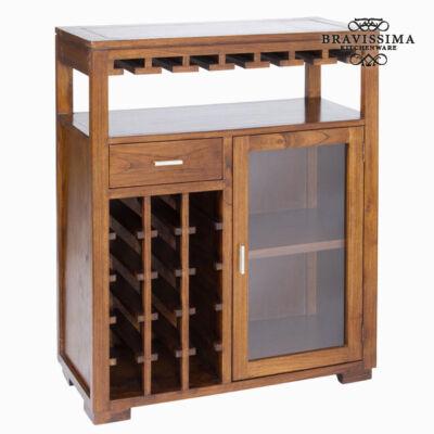 Bútor Palacktartó Imafüzérfa (110 x 90 x 40 cm) - Serious Line Gyűjtemény by Bravissima Kitchen