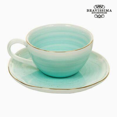 Csésze Tányérral - Queen Kitchen Gyűjtemény