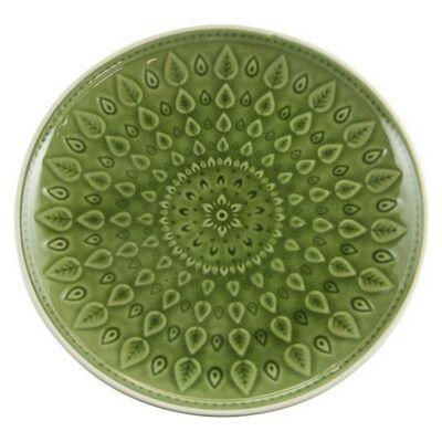SWEET CHINA Natural (26 X 26 x 2 cm) Szín  Barna