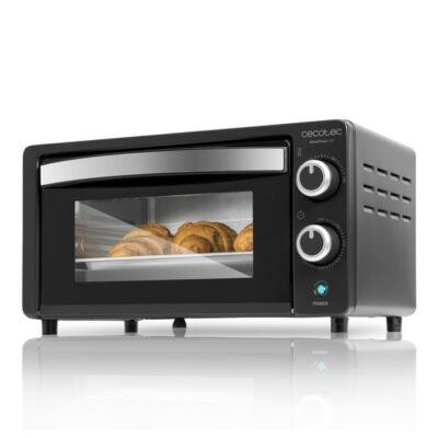 Cecotec Mini Elektromos Sütő Cecotec Bake'n Toast 1000W Fekete