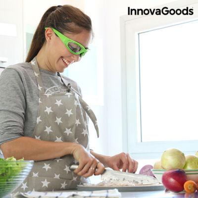InnovaGoods Védőszemüveg Vöröshagymához