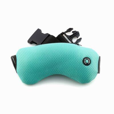 InnovaGoods Wellness Relax vibrációs testmasszírozó, türkizkék