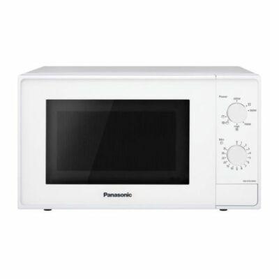 Mikrohullámú Sütő Grillsütővel Panasonic NN-K10JWMEPG 20 L Fehér