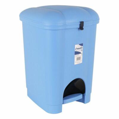 Pedálos Szemetes Tontarelli Műanyag Kék-bibishop