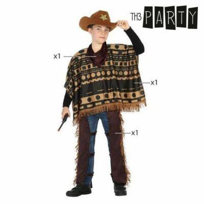 Gyerek Jelmez Cowboy 3-4 Éves kor