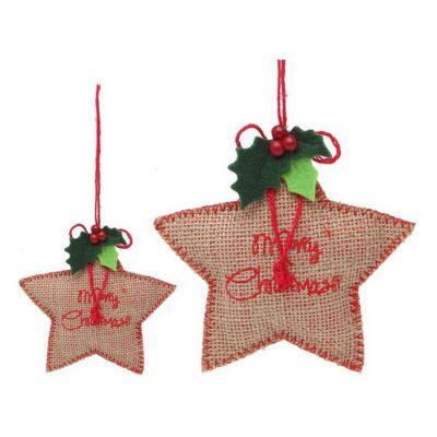 Karácsonyfadísz, csillag