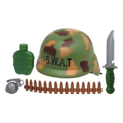 Katonai túlélőszett Heroes 113680 (5 db)
