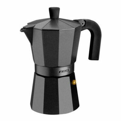Kotyogós Kávéfőző Monix M640012 (12 személyes) Alumínium