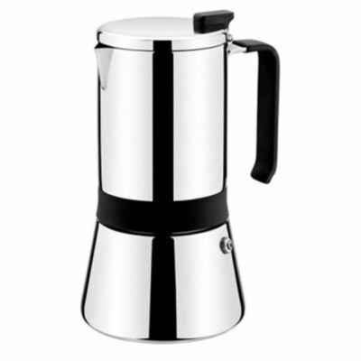 Kotyogós Kávéfőző Monix M770010 (10 személyes) Rozsdamentes acél