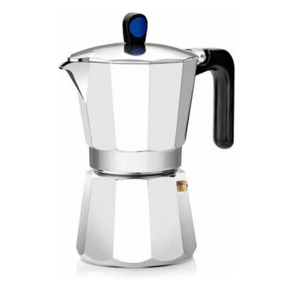 Kotyogós Kávéfőző Monix 23352 (9 személyes) Alumínium