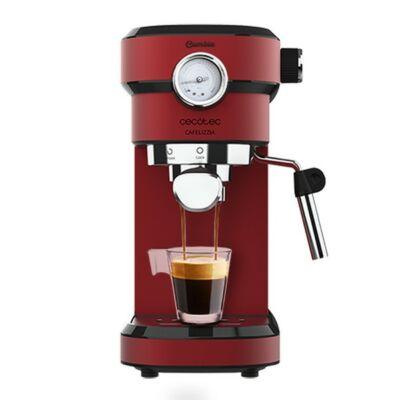 Manuális Express Kávéfőző Cecotec Cafelizzia 790 Shiny Pro 1,2 L 20 bar 1350W Piros