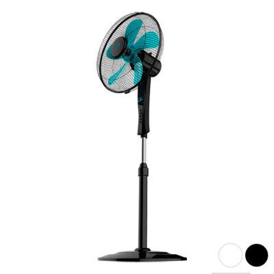 Álló Ventilátor Cecotec ForceSilence 520 Power 50W (Ø 40 cm) Szín Fekete