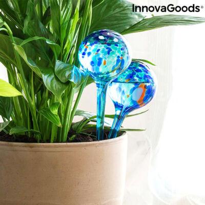 Automata öntöző földgömb Aqua·loon InnovaGoods (2 Darab)