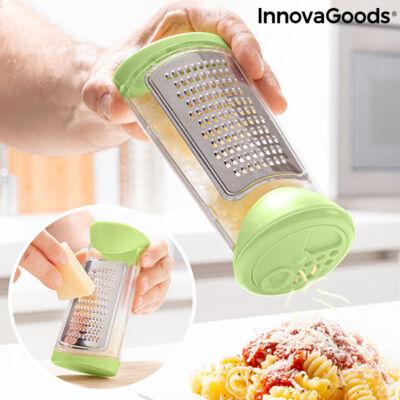 InnovaGoods 3 az 1-ben reszelő tárolóval és adagolóval Cheezy