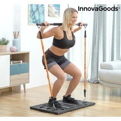 InnovaGoods Integrált hordozható edzőrendszer edzési útmutatóval Gympak Max