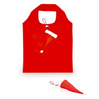 Összecsukható táska Santa Claus 143375 Szín Piros